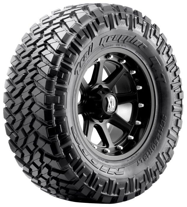 Автомобильная шина Nitto Trail Grappler M/T 295/70 R17 121/118P всесезонная