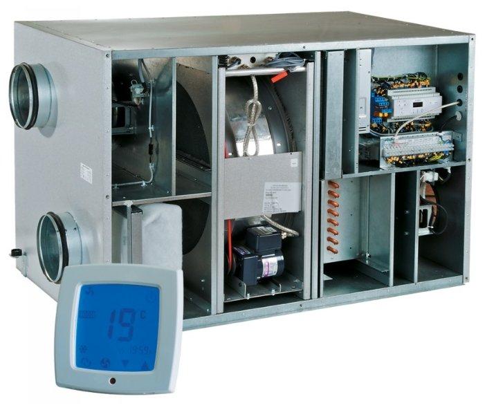 Вентиляционная установка VENTS ВУТ Р 1500 ВГ ЕС