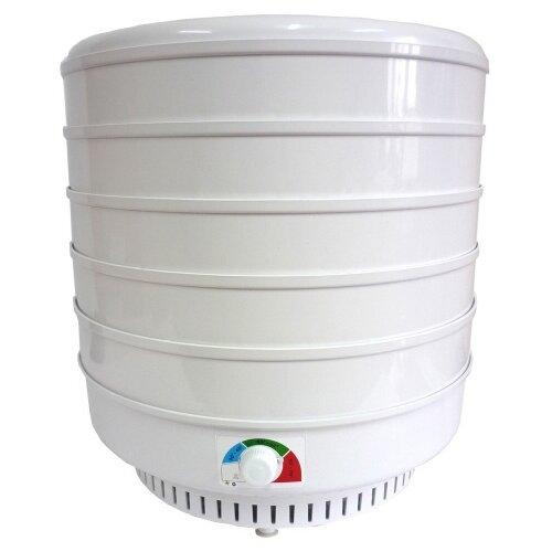 Сушилка Спектр-Прибор ЭСОФ-0.6/220 Ветерок-2 (5 поддонов) белый