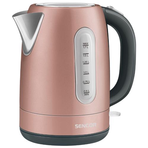 Чайник Sencor SWK 1775RS, розовый