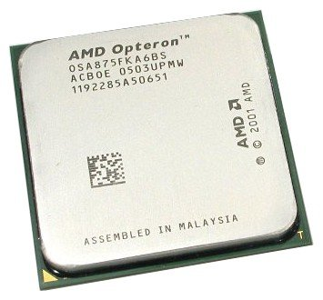 AMD Процессор AMD Opteron Dual Core 275 Italy (S940, L2 2048Kb)