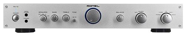 Rotel RA-10 Silver
