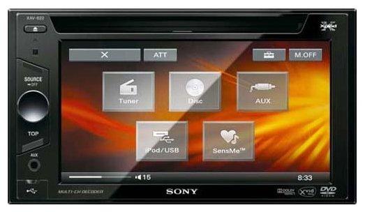 Sony XAV-E622