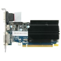 Видеокарта Sapphire Radeon HD 6450 625MHz PCI-E 2.1 1024MB 1334MHz 64 bit DVI HDMI HDCP Retail