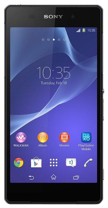 Sony Xperia Z2 D6503 Black без гарнитур