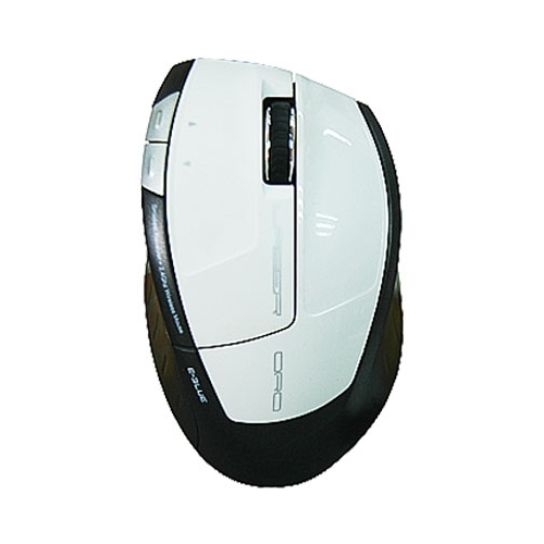 Мышь e-blue ORO 2.4GHz Wireless Mouse EMS088SL Sliver USB