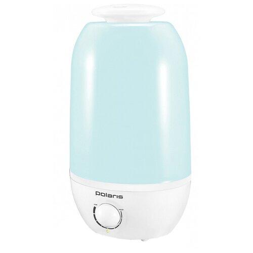цена на Увлажнитель воздуха Polaris PUH 6030, голубой/белый