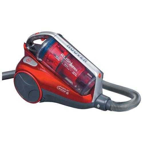 Пылесос Hoover TRE1 410 019 RUSH EXTRA красный металликПылесосы<br>