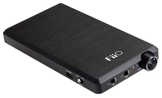 Fiio E12, Black усилитель для наушников