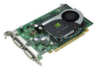PNY Quadro FX 1700 460Mhz PCI-E 512Mb 800Mhz 128 bit 2xDVI TV