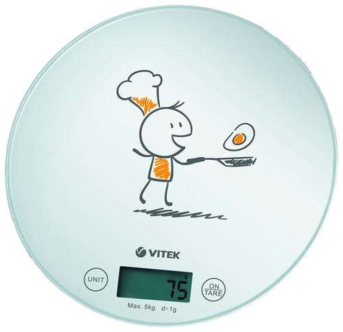Стоит ли покупать Кухонные весы VITEK VT-8018? Отзывы на Яндекс.Маркете
