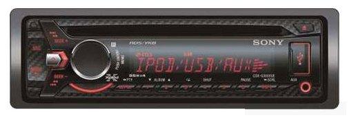 Автомагнитола Sony CDX-G3000UE