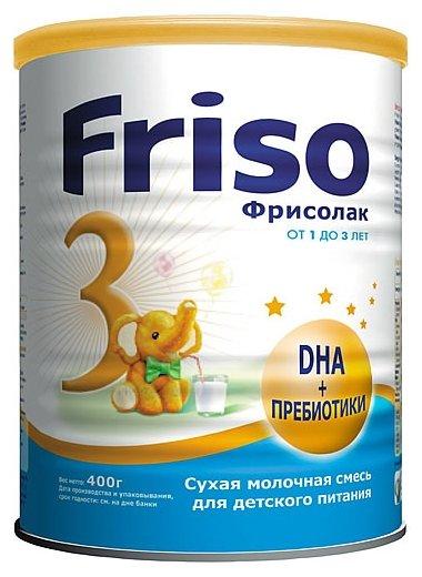 Смесь Friso Фрисолак 3 (от 1 года до 3 лет) 400 г
