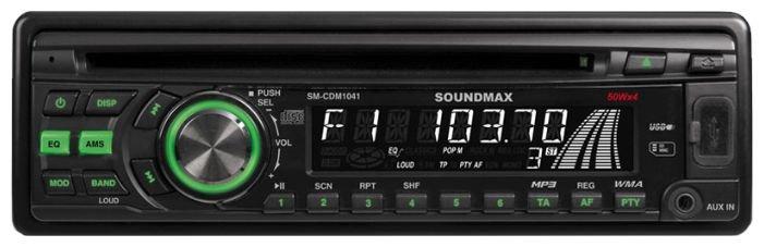 SoundMAX SM-CDM1041 (2010)