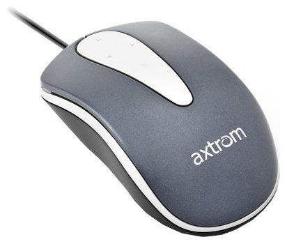 Мышь Gresso XT-MU227 Silver-grey USB