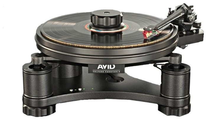 Виниловый проигрыватель AVID Volvere S4