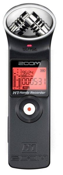 Цифровой диктофон Zoom h1, mp3 USB