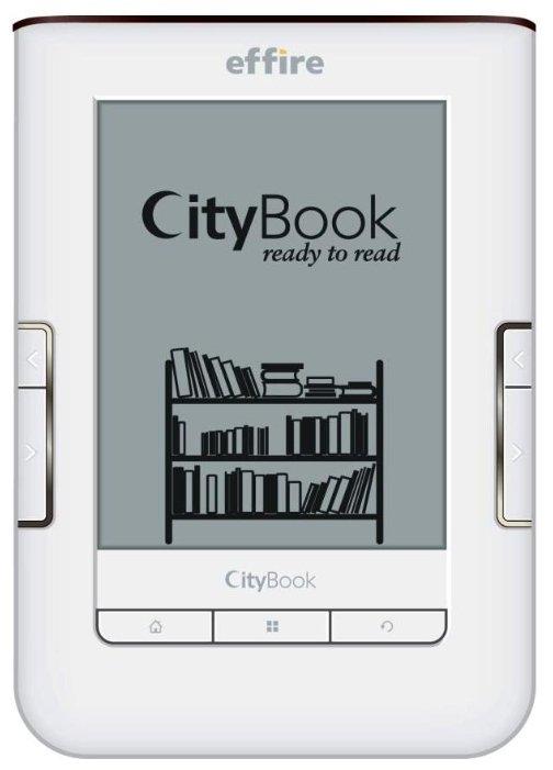 effire Электронная книга effire CityBook T3G