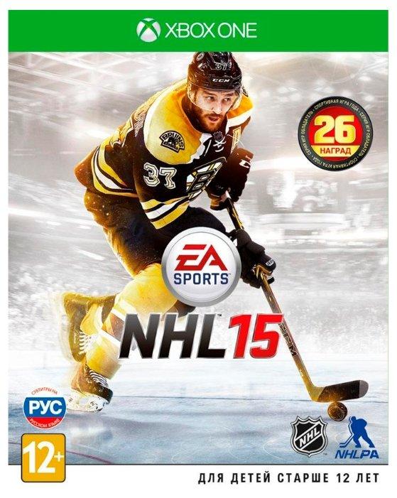 NHL 15 фото 1