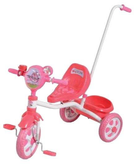 Трехколесный велосипед 1 TOY Т56839 Angry Birds