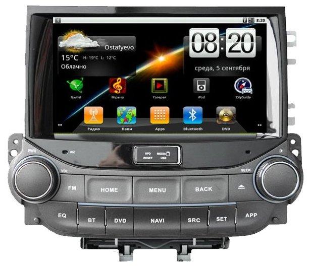 "Автомагнитола CarSys Android Chevrolet Malibu 8"""
