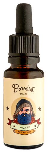 Borodist Beard Oil Wizard - Масло для Бороды визард 20мл
