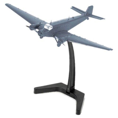 """Сборная модель ZVEZDA Немецкий транспортный самолёт """"Юнкерс"""" Ju-52 1932-45 (6139) 1:200"""