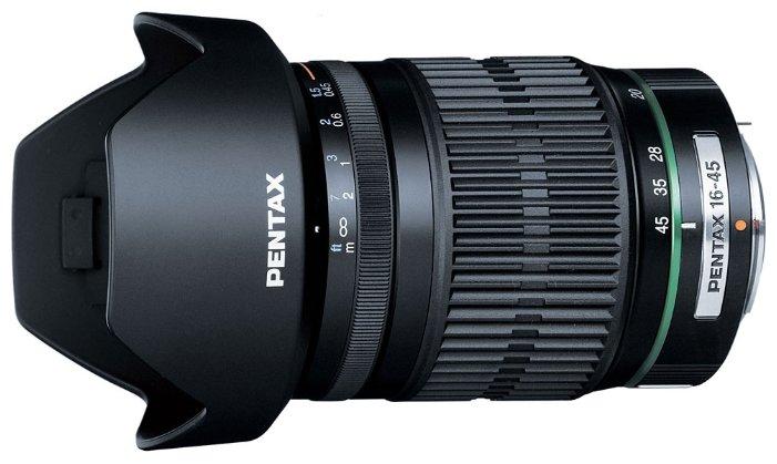 Объектив Pentax SMC DA 16-45mm f/4ED AL
