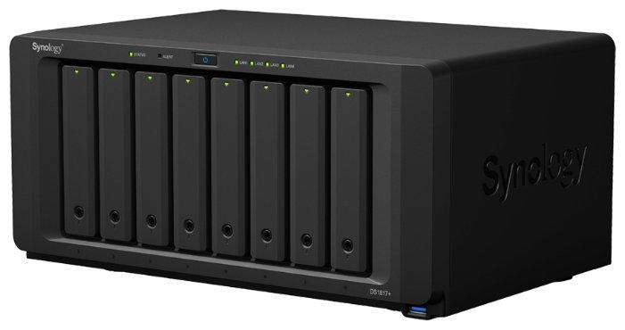 Сетевой накопитель Synology DiskStation DS1817+ (2 GB)