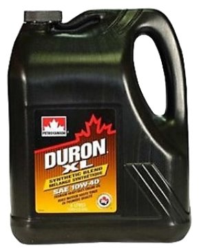 моторное масло Petro-Canada Duron XL Synthetic Blend 10W-40 4 л
