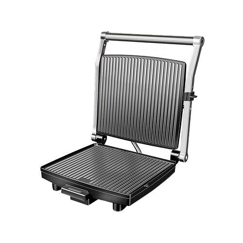 Гриль REDMOND SteakMaster RGM-M800 черный/серебристый