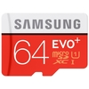 Карта памяти Samsung microSDXC EVO Plus 80MB/s + SD adapter