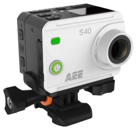 Сравнение с AEE S40