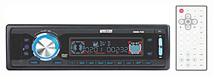 Автомагнитола Mystery MMD-740