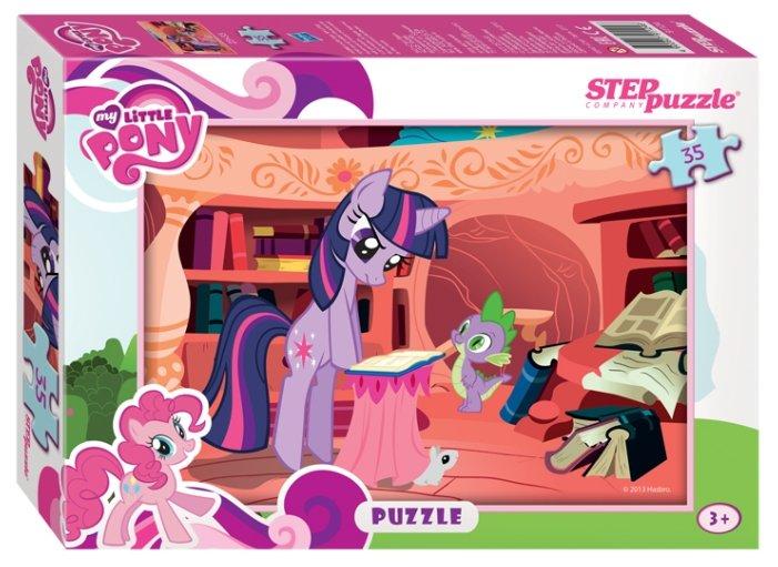 Пазл Step puzzle Мои Маленькие Пони (91124), 35 дет.