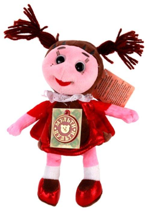 Мягкая игрушка Мульти-Пульти Лунтик и его друзья Божья коровка Мила 21 см