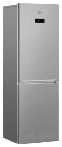Холодильник Beko RCNK365E20ZS серебристый