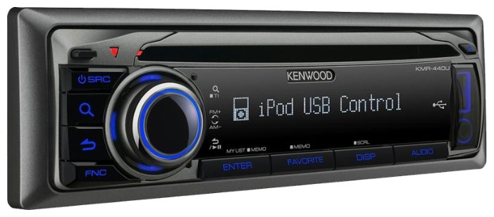 Автомагнитола KENWOOD KMR-440U