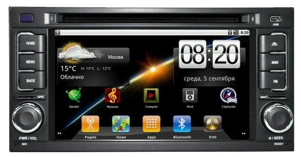 "CarSys Android Subaru 6.5"""