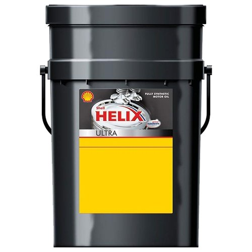 Моторное масло SHELL Helix Ultra 0W-40 20 л масло моторное shell helix ultra sn 0w 20 4 л
