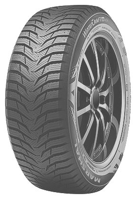 Автомобильная шина Marshal WinterCraft Ice WI31 215/45 R17 91T зимняя шипованная — цены на Яндекс.Маркете