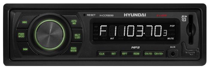Автомагнитола Hyundai H-CCR8090