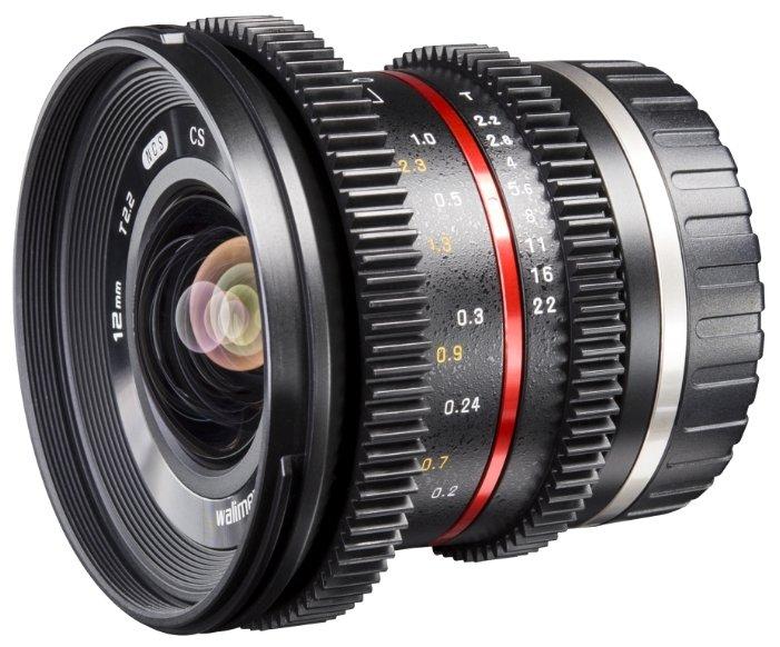 Walimex 12mm T2.2 VDSLR Samsung NX