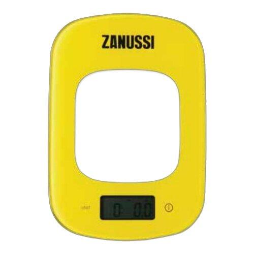 Кухонные весы Zanussi ZSE22222 желтый