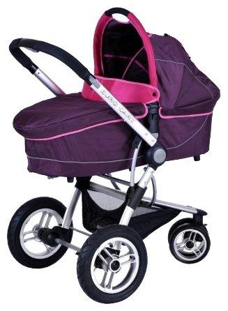 Универсальная коляска Euro-cart Elan (2 в 1)