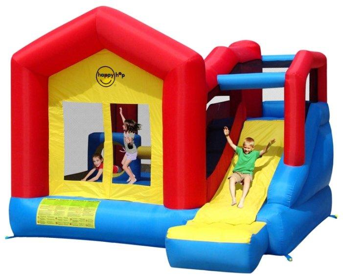 Надувной комплекс Happy Hop Прыг-скок 9064N