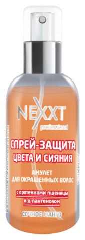 NEXXT Спрей-защита цвета и сияния: амулет для окрашенных волос