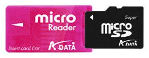 ADATA Reader Series microSD + microReader