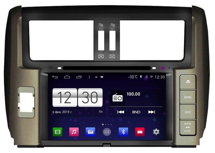 FarCar s160 Toyota Prado 150 на Android (m065)