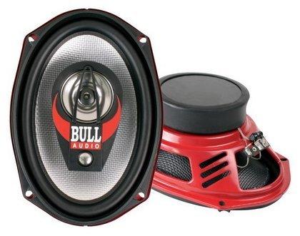Автомобильная акустика Bull Audio TRI-6090